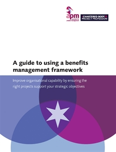 Picture of A guide to using a benefits management framework
