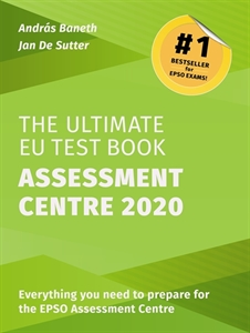 Picture of The Ultimate EU Test Book Assessment Centre 2020