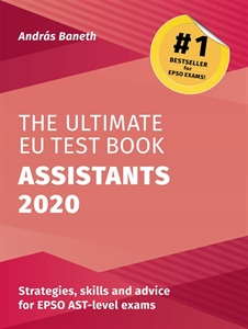 Picture of The Ultimate EU Test Book Assistants 2020