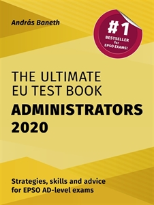 Picture of The Ultimate EU Test Book Administrators 2020