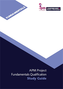 Picture of APM Project Fundamentals Qualification (PFQ) Study Guide (BoK7 syllabus)