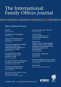 Picture of The International Family Offices Journal